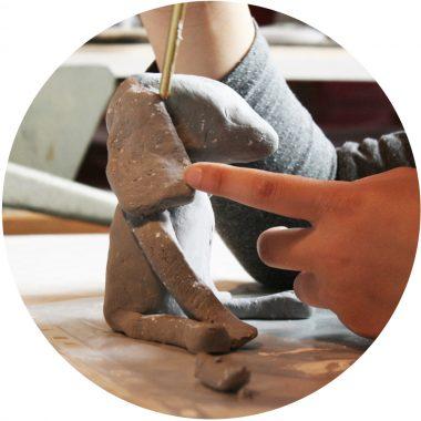 Bildhauerei Kunstschule Bünde