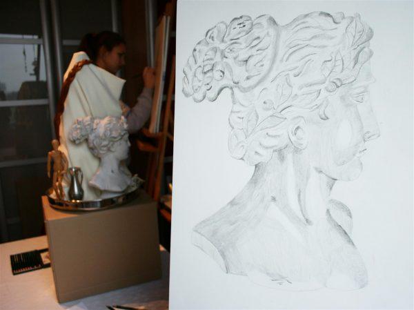 Vorbereitung Kunststudium
