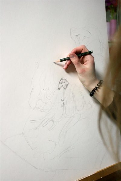 Mappenkurs Kunststudium Lehramt