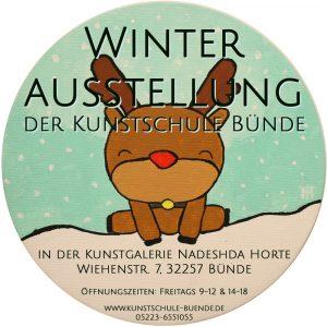 Winterausstellung der Kunstschule Bünde