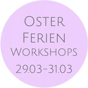 Osterferien Workshop 2021 Kunstschule Bünde