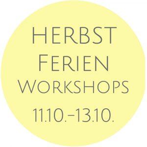 Workshops Herbstferien 2021 Kunstschule Bünde